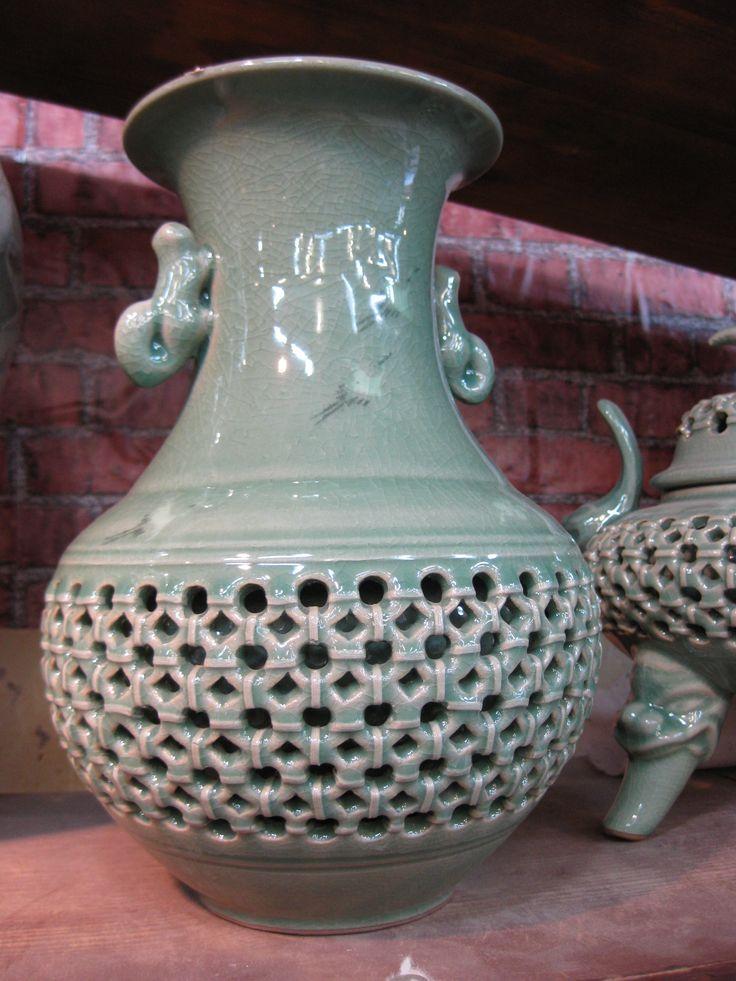 17 Best Images About Celadon On Pinterest Ceramics Vase