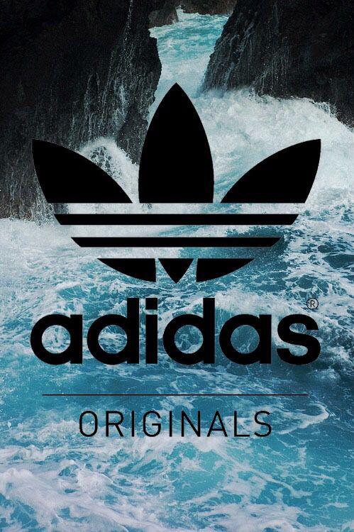 adidas, water, and original image