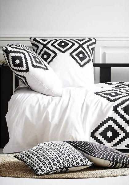 best 25 housse de couette scandinave ideas on pinterest linge de coton couette de literie. Black Bedroom Furniture Sets. Home Design Ideas