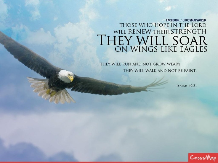 16 Best Isaiah 40:31 Images On Pinterest