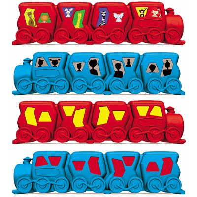 The Lo-Co™ Steam Train Seat has a choice of optional sticker kits (Animals, Silhouette, Plain Yellow or Plain Red). #ChildrensSeating #Novelty #Seat #GlasdonUK