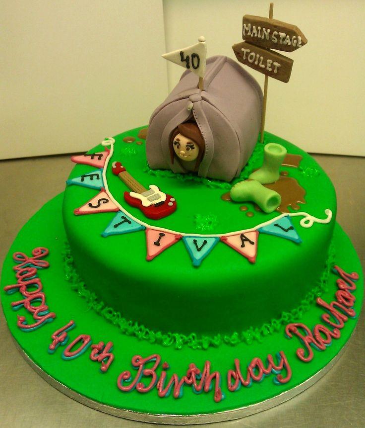 Th Birthday Novelty Cakes