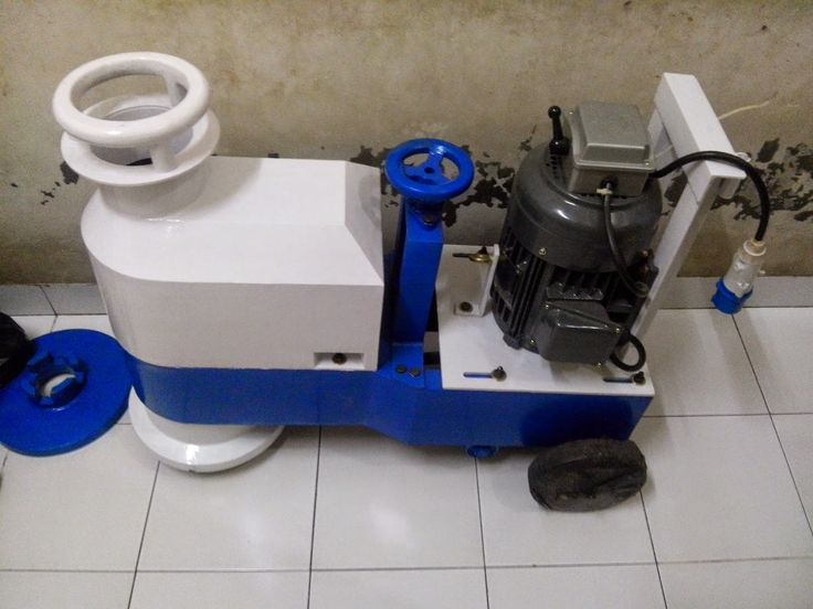 Jual mesin grinding/poles kupas marmer spesifikasi :  Single Phase Grinding Machine  Power : 3500 Watt  Diameter : 13 Inchi  Speed : 1420 Rpm  Weight : 100 Kg  Cable : 50 M  Including : Dudukan batu poles/dudukan disc,3pcs grinding disc    1 pass  Rp 9.500,000  3 pas Rp 13.500.000