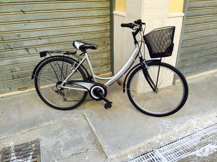 Biciclette Donna valuto permuta bici