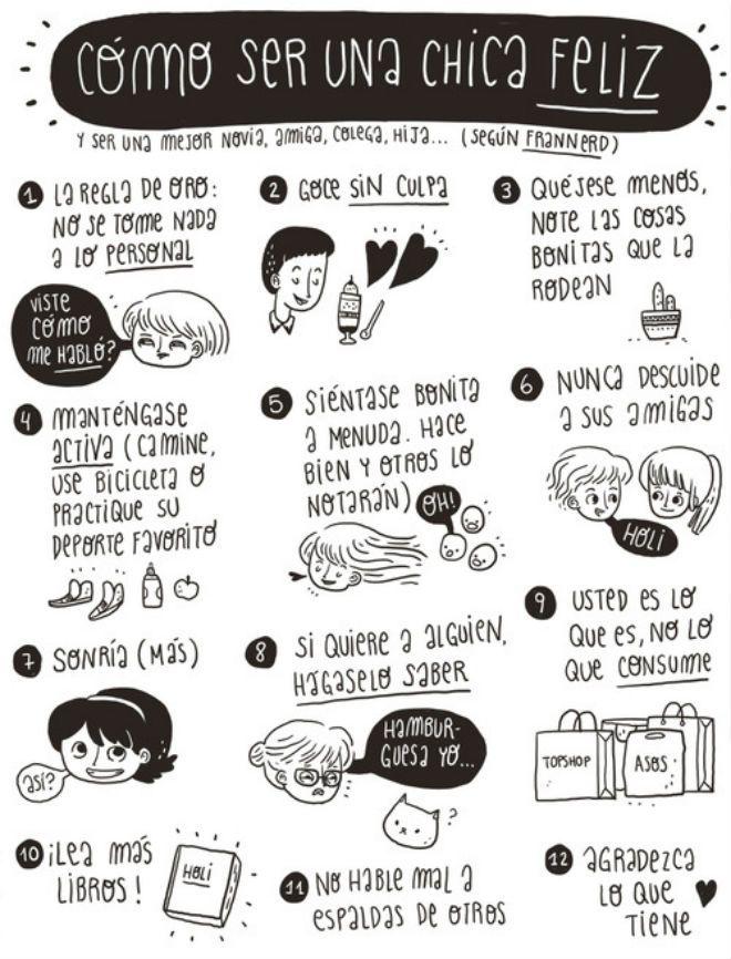 Reglas de oro by @Fran Meneses
