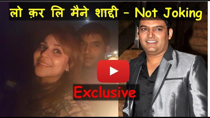kapil sharma wife - Exclusive Pics