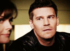The way he looks at her. Aw god.