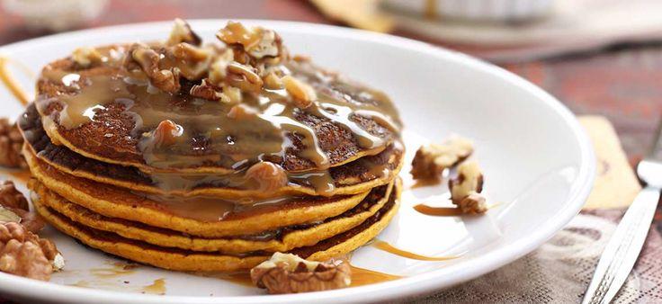Pancakes ή Σταιτίτες κολοκύθας;