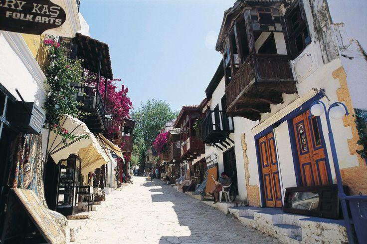 Kaş - Antalya