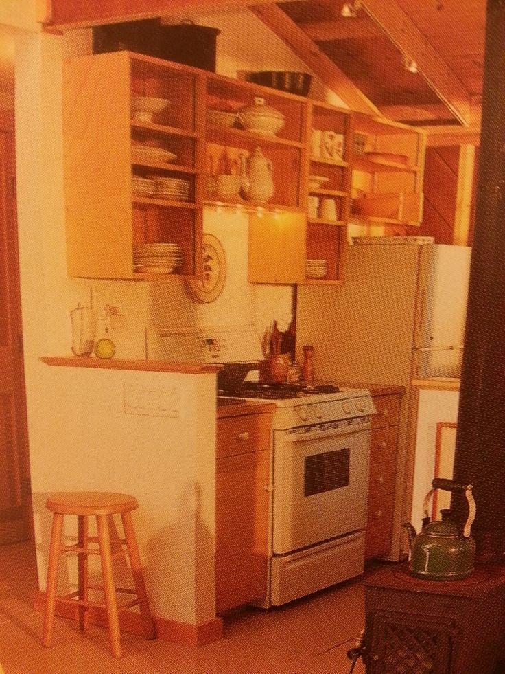 Kitchen Eating Area Cabin Ideas Pinterest