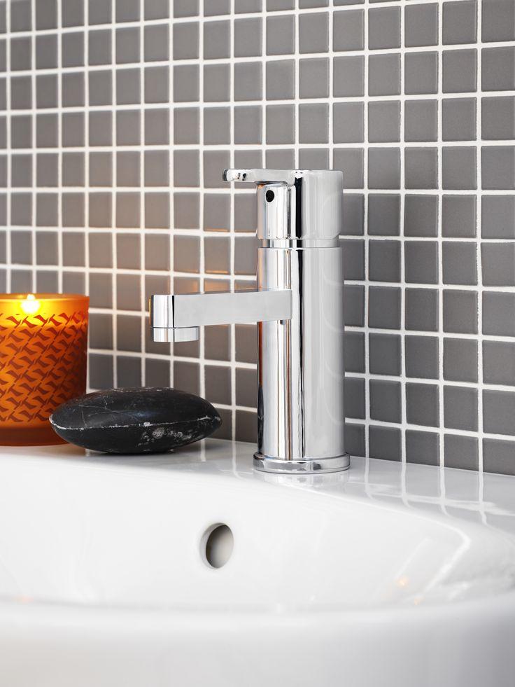 Tvättställsblandare Nordic³ med skandinavisk design.