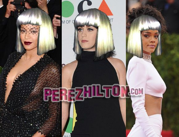 Songs sung by #Beyoncé, #KatyPerry, #Rihanna, & more were all written by #Sia!! Find out which ones: http://perezhilton.com/2014-10-14-sia-written-songs-beyonce-rihanna-katy-perry