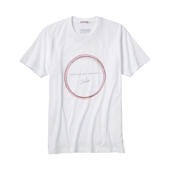 SAVE JAPAN! Graphic Short Sleeve T Shirt D