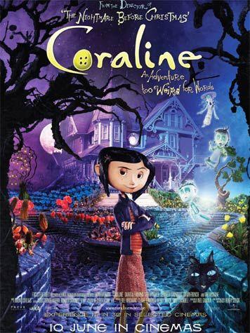 29 octobre : Coraline de Henry Selick (2009)