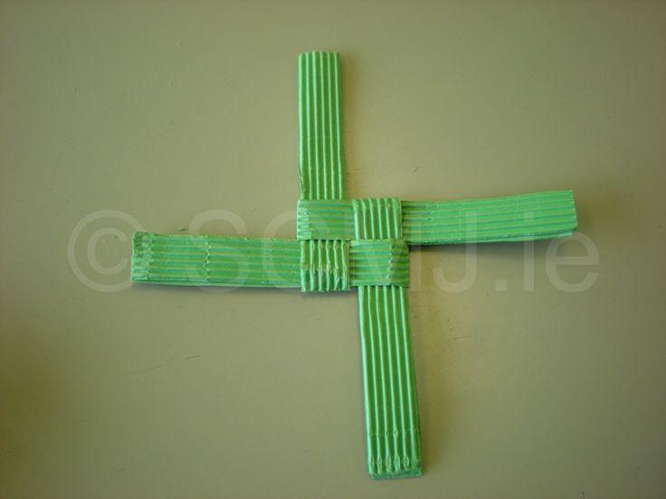 Image result for saint brigid's cross