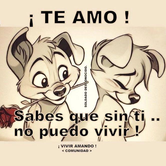 T Amo!!!! A. V.