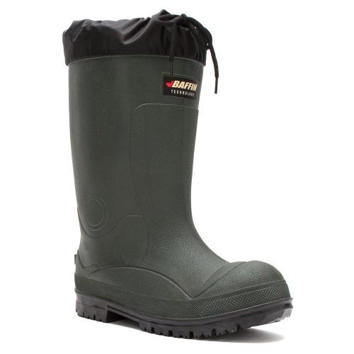 Baffin Men's Titan Canadian Made Insulated Rubber Boot,Forest/Black,12 M - http://authenticboots.com/baffin-mens-titan-canadian-made-insulated-rubber-bootforestblack12-m/
