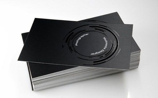 Photographer Business Cards, Print your Business Cards at www.InexpensivePrintSolutions.com