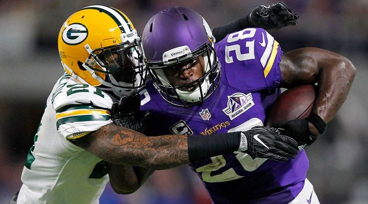 Vikings Adrian Peterson out with knee injury - https://movietvtechgeeks.com/vikings-adrian-peterson-knee-injury/-Adrian Peterson is the latest to get injured on the field this week, and the Minnesota Vikings are unsure how long his knee injury will keep him off the field.