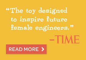 Engineering toys for girls - I'll be buying these instead of barbies!