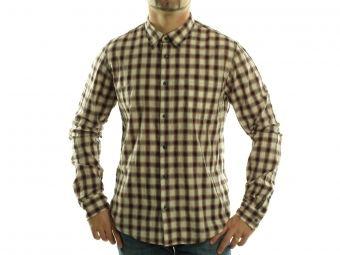 Ανδρικό καρό πουκάμισο Calvin Klein