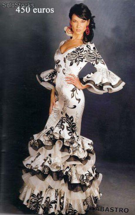 Trajes de flamenca baratos | Estilo y Belleza