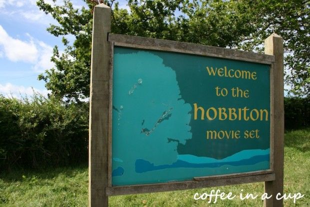 the hobbiton movie set