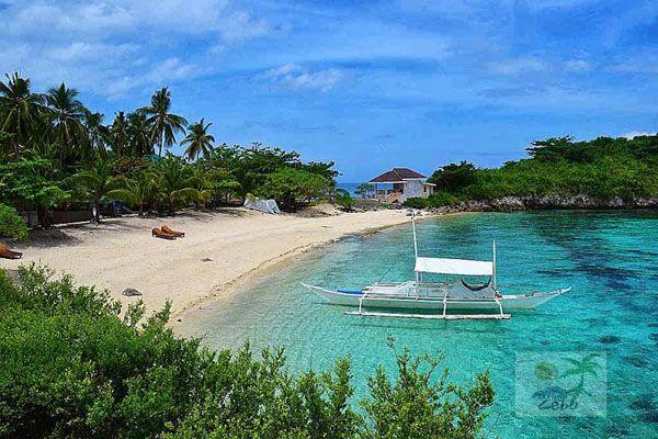 Malapascua Island. Near Cebu, Philippines