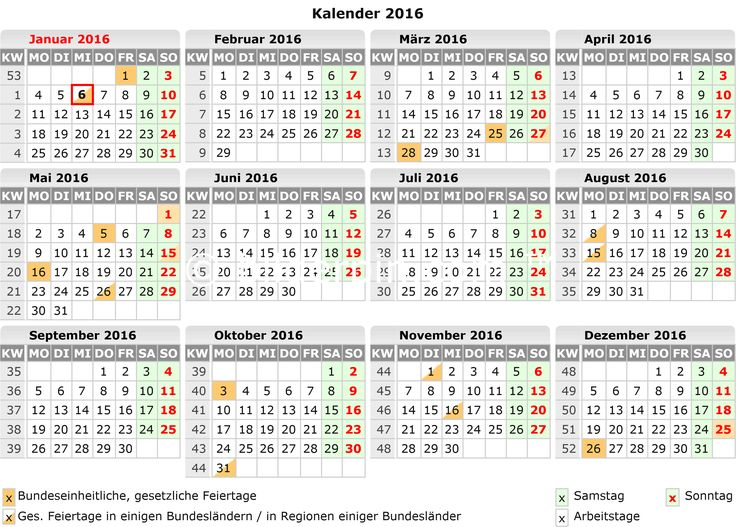 Kalender 2016 Mit Kw Angabe - https://bilderpin.com/12938/kalender-2016-mit-kw-angabe/ -Bilder Pin