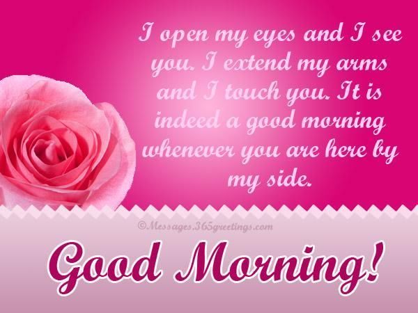 Top 25 Good Morning Love Quotes For Him: 25+ Best Ideas About Good Morning Wishes On Pinterest