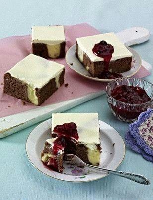 Das Rezept für Schoko-Pudding-Kleckskuchen und weitere kostenlose Rezepte auf LECKER.de