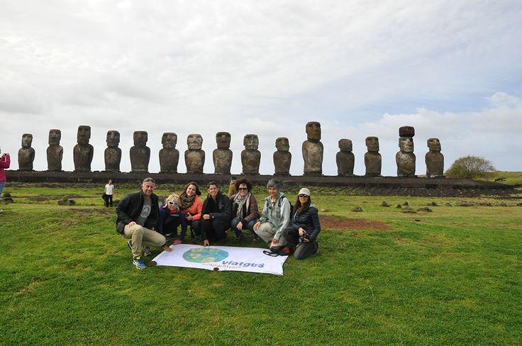 Viatges Acompanyats Isla de Pascua Rapa Nui