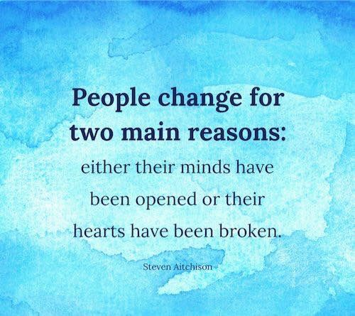 Is your mind open or is your heart broken? www.htsot.com