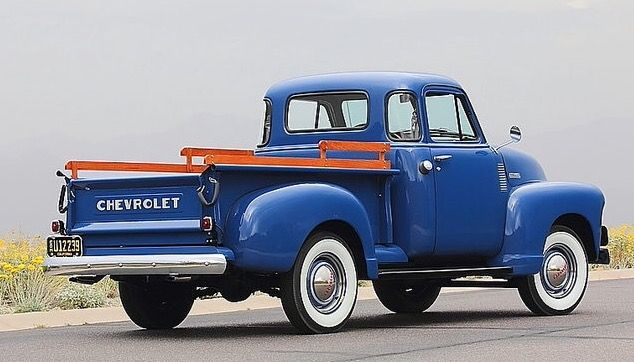 1951 Chevrolet 3100 Chevrolet 3100 Chevrolet 1951 Chevy Truck