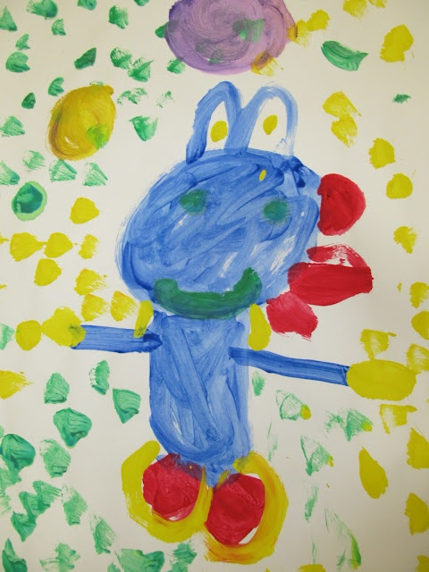 FINE MOTOR + Fine Arts. The connection from the beginning. Suggestions + inspiration!