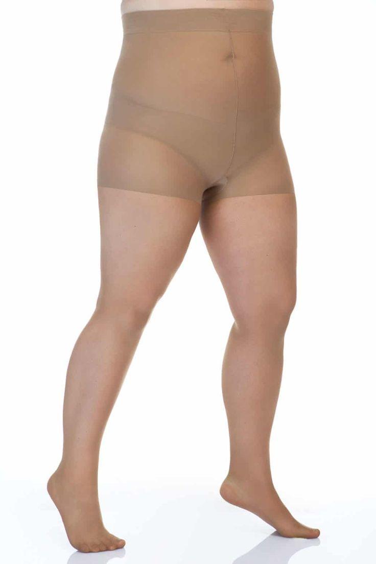 Modell 122 Lida  Modell 122 er en strømpebukse til formfulle damer. Denne modellen har glattende effekt, litt hold in. Sydd slik at den skal gi lett kompresjon som øker komfort.Denne strømpebuken er meget komfortabel, har god elastikk og passform. Se størrelseveileding, da størrelsene i denne ikke er som normale. Dette er plus size størrelser.  20 den Finvask i vaskepose. Bruk flytende såpe.  78% Polyamid 22% elastan