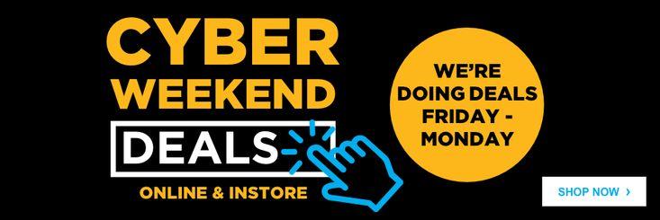 Bargain - Cyber Weekend Deals - @  Warehouse Stationery, NZ