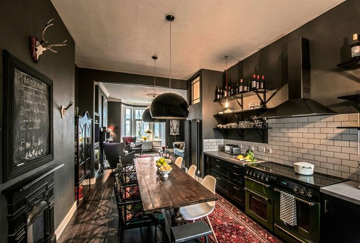 REVEALED: How A Dull 100-Year Old Apartment Was Remodeled w/a Modern Edge
