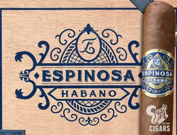 In a move that may have gone under the radar until now, Espinosa has updated the cigar that started it all—the Espinosa Habano. It was Espinosa's first cigar and instantly became a fan-favorite smoke, winning multiple awards in 2012, including Cigar of the Year from Cigar Dojo. Not to be outdone by the current Espinosa lineup, the Habano is now streamlined and ready for the modern smoker's humidor.    Not only has the packaging and band bee