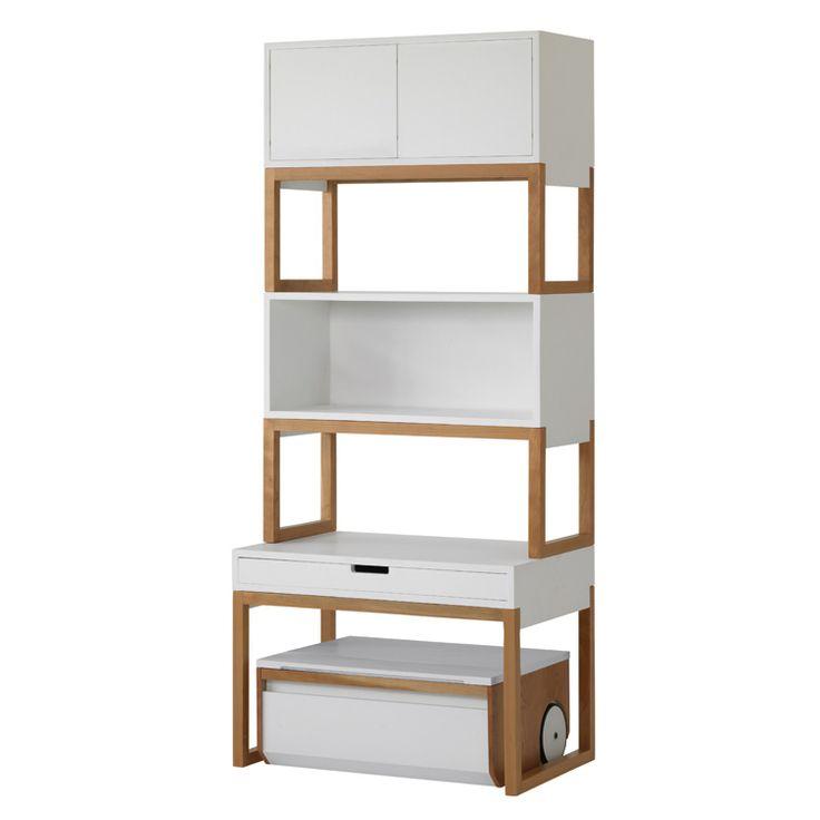 Loom storage unit