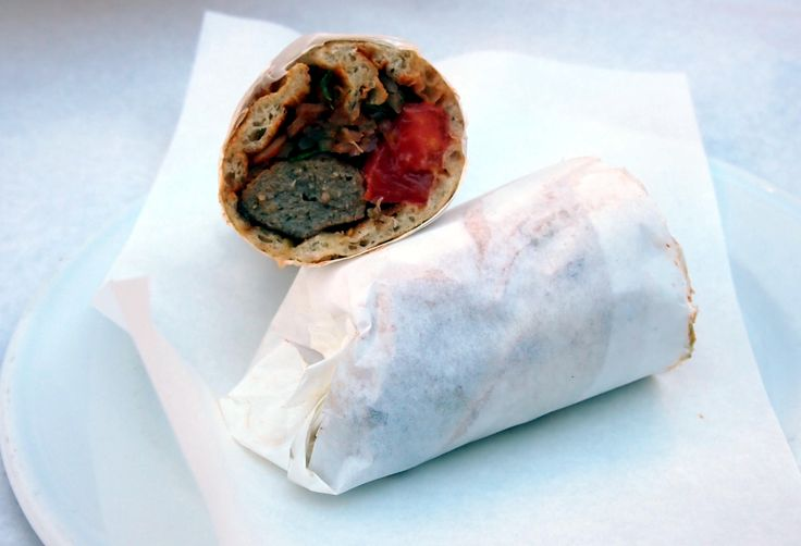 A Greek Must! The Souvlaki
