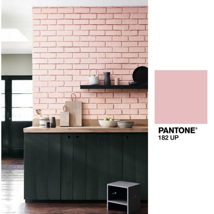pale pink + matte black