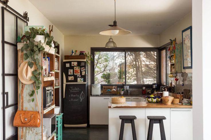 Interiores #170: Una casa con vista – Casa Chaucha