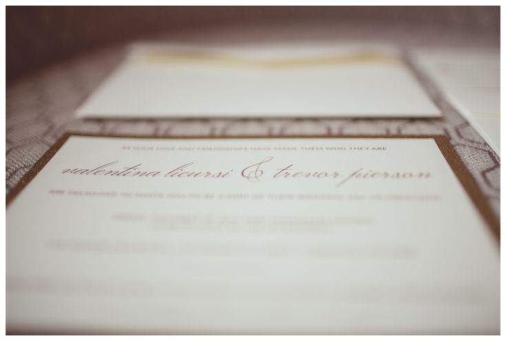 Gold and white stationary, photo by New Vintage Media