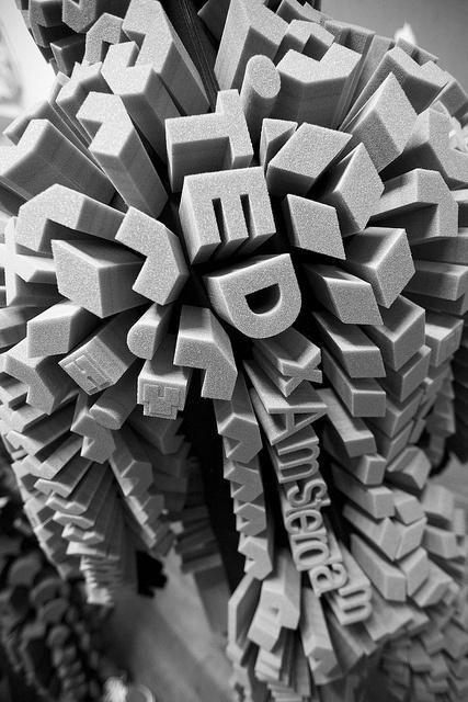 TEDx Amsterdam by HEYNIEK,  FOAMBOYS