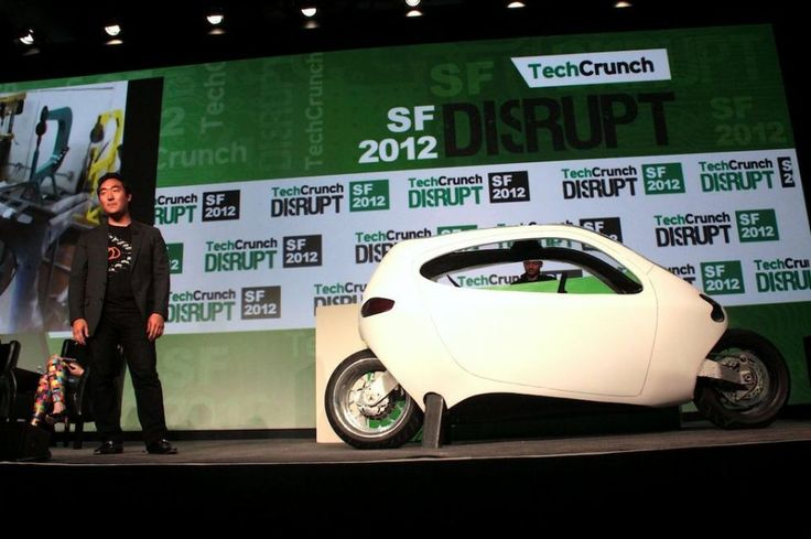 Lit Motors Will Shake Up The Electric Vehicle Market With Its Two-Wheeled, Untippable C-1