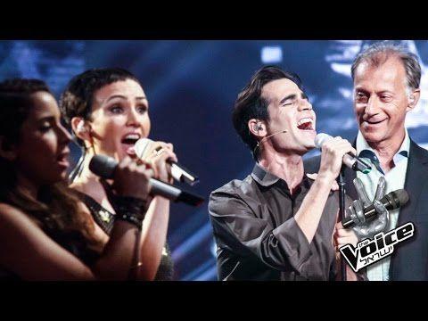 ישראל 3 The Voice - הנבחרת של אביב ומתי כספי - מסתובב