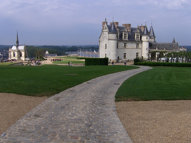 Château d'Amboise by Joe Shlabotnik, via Flickr