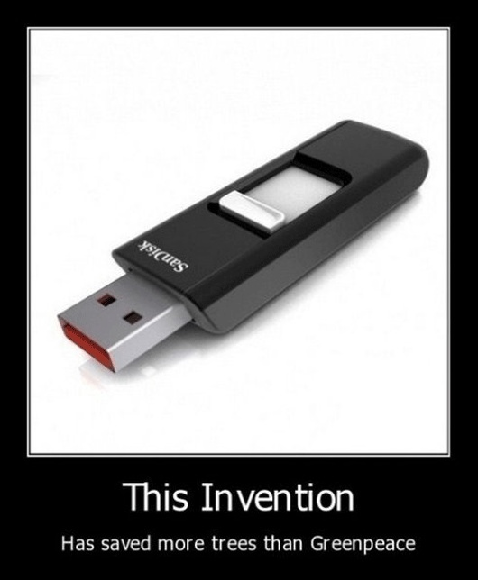 I can still remember with a 256MB Flash Drive cost at least $50