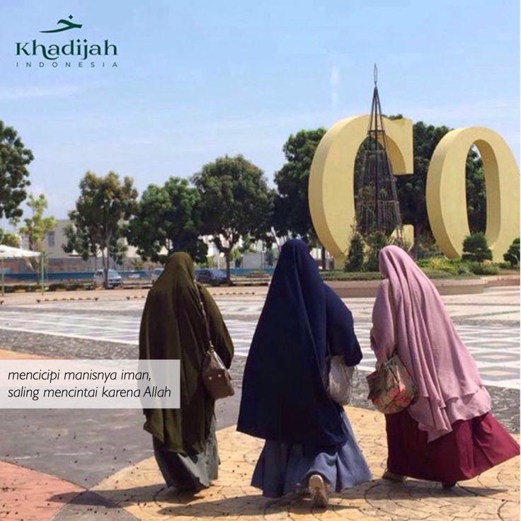 beyond friendship #sisters #friend #islam #hijab #khadijahindonesia